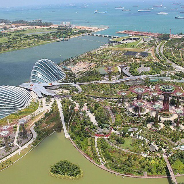 gardensbythebay is by far my favourite attraction in singapore hellip