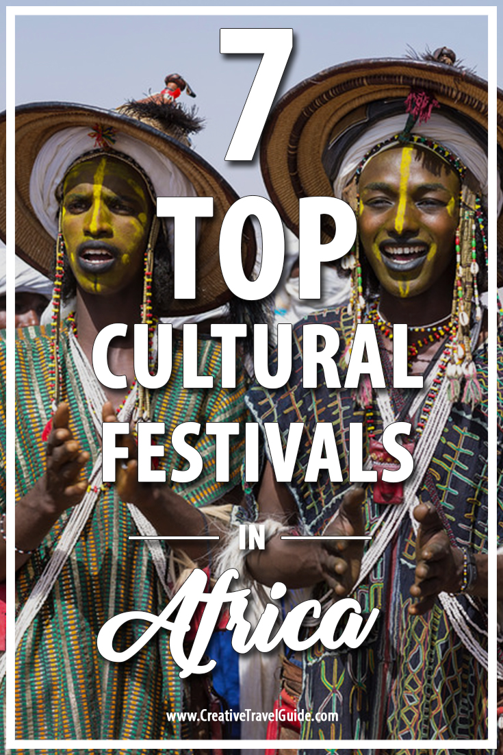 Cultural festivals in africa.