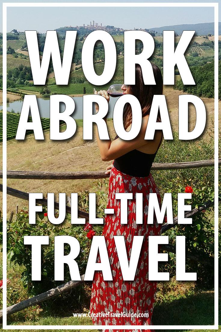 full-time travel