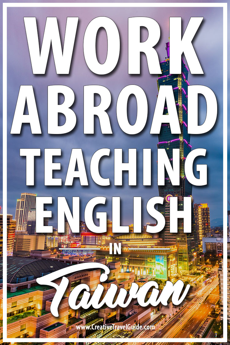 Teaching English in Taiwan