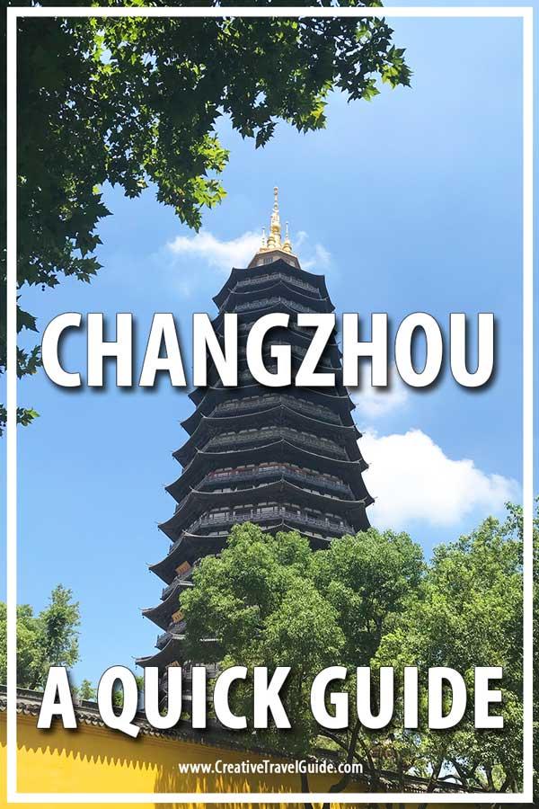 Changzhou Guide