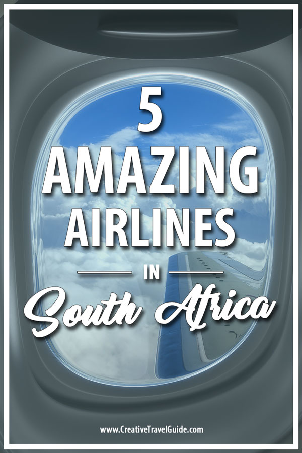 Airlines in South Africa