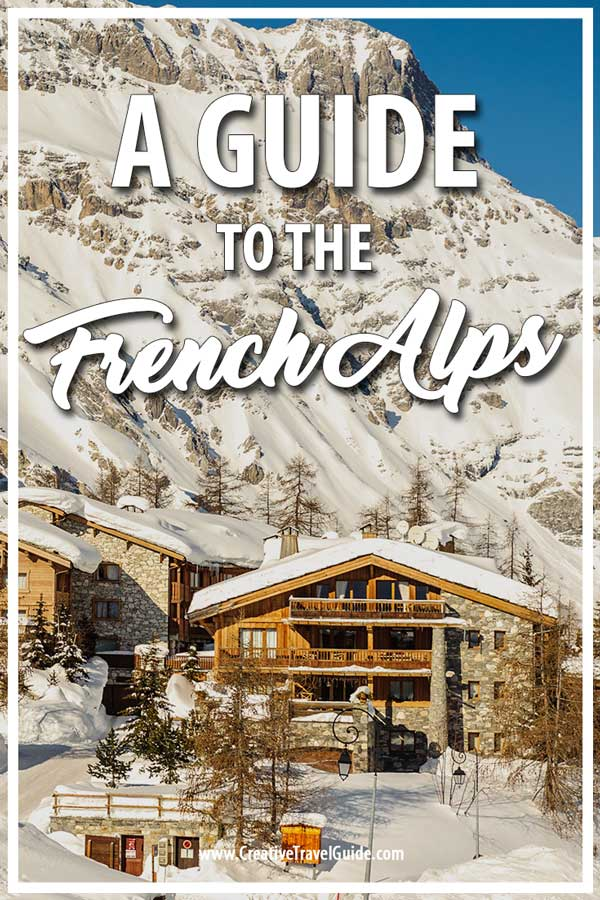 French Alps holiday