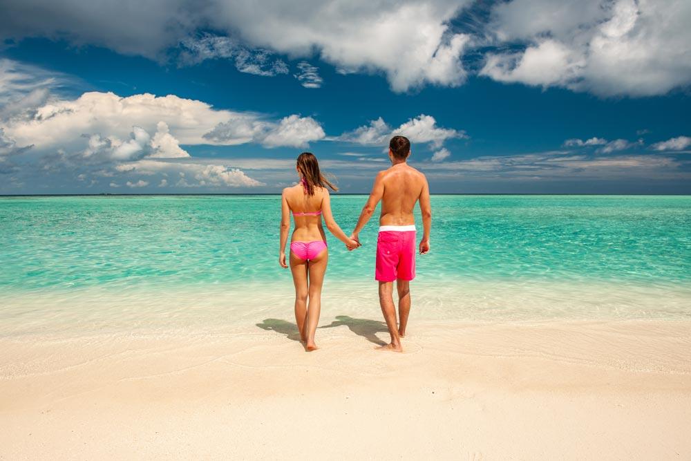 Maldive holiday