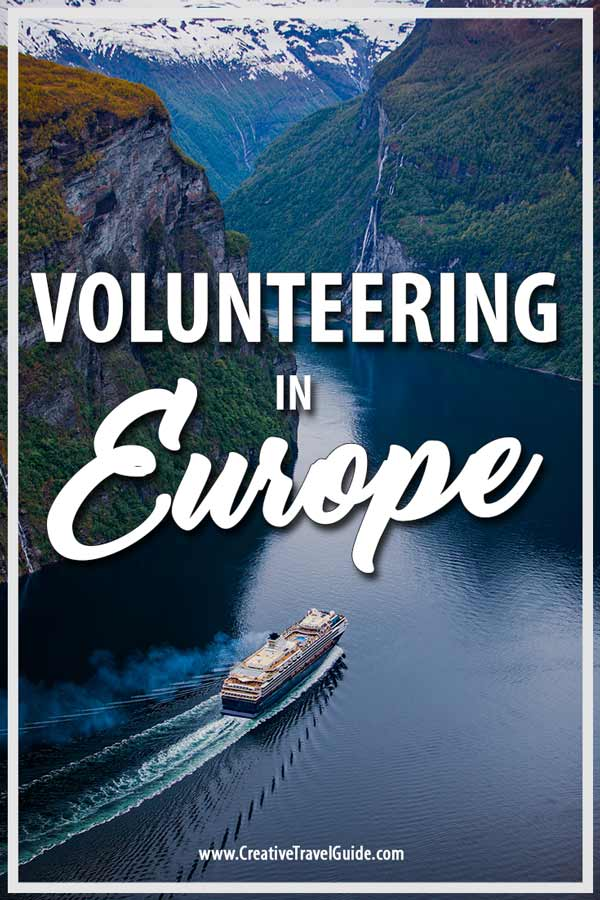 Volunteering in Europe
