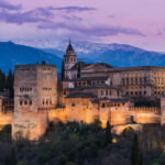 VISIT ALHAMBRA, SPAIN – A VISITORS GUIDE