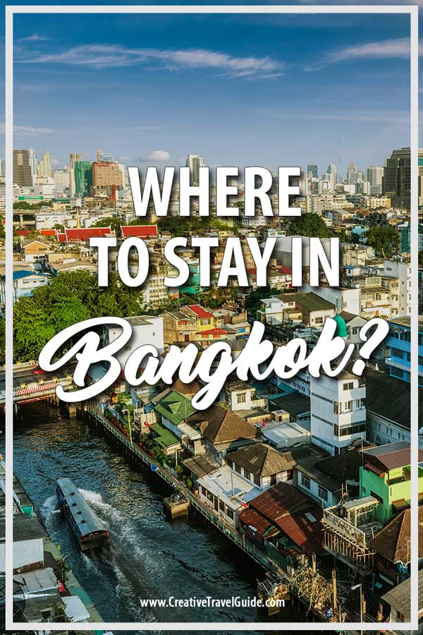 Where to stay in Bangkok