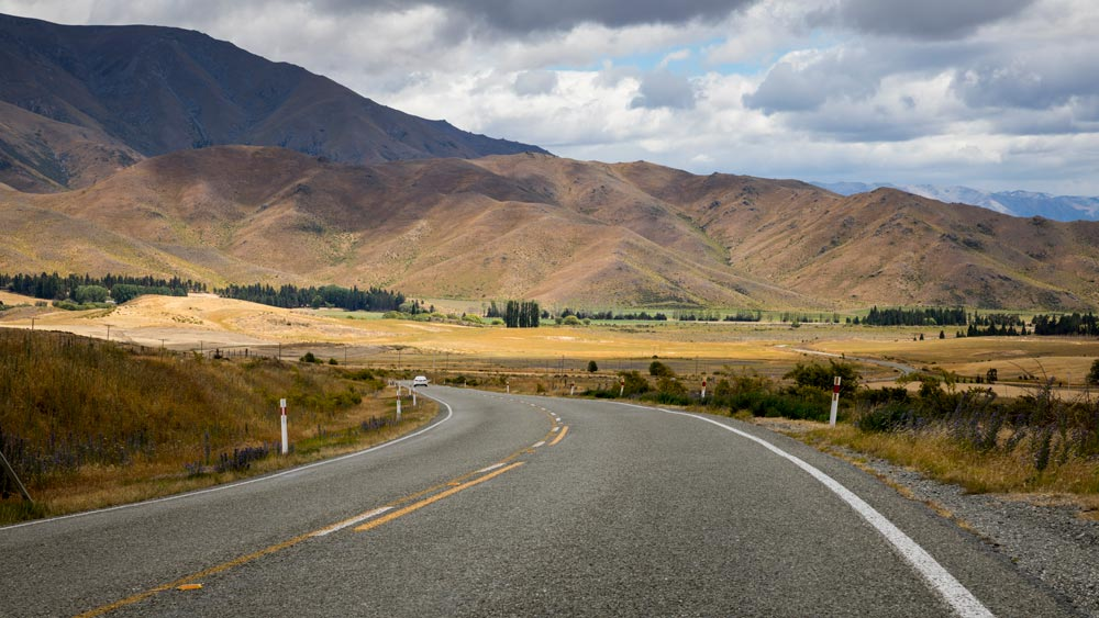 New Zealand car rental